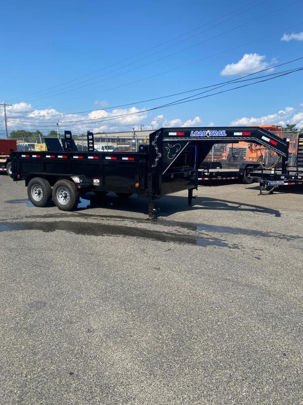 "2021 Load Trail 83"" X 14' Gooseneck Dump"