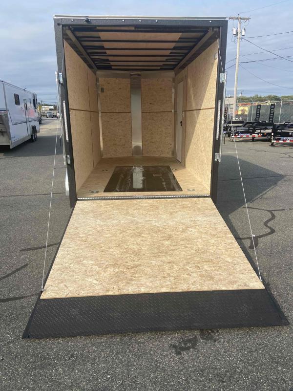 2022 ITI Cargo 7'X14' V-NOSE Enclosed Cargo Trailer