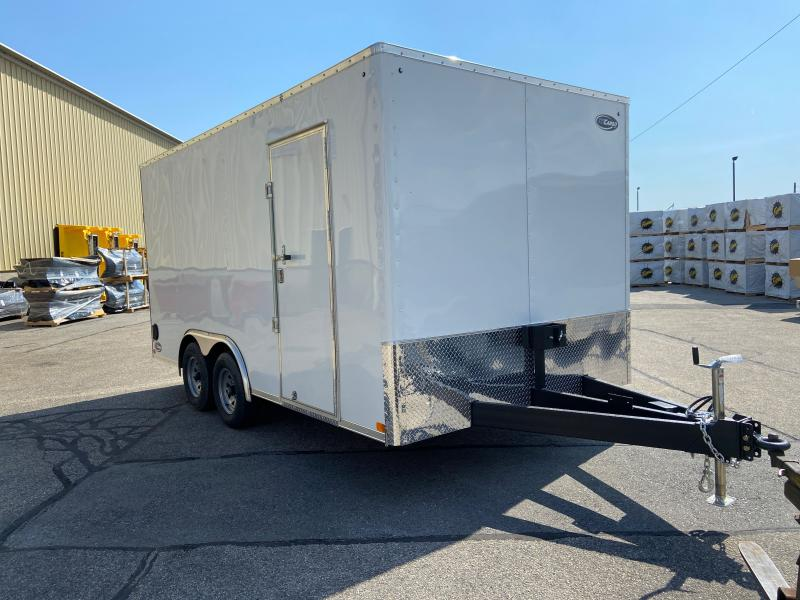 "2021 ITI Cargo 102"" X 16' Enclosed Cargo Trailer"