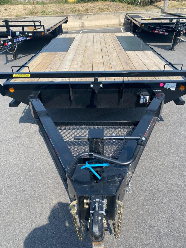 "2021 Norstar 102"" X 16' Deckover Trailer Equipment Trailer"