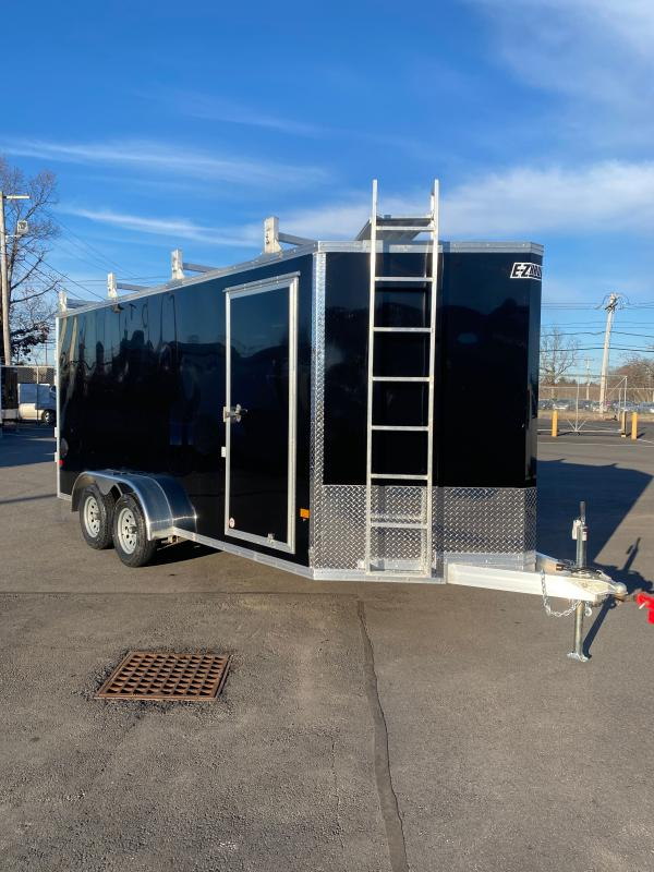 2021 EZ Hauler EZEC7X16 Enclosed Cargo Trailer