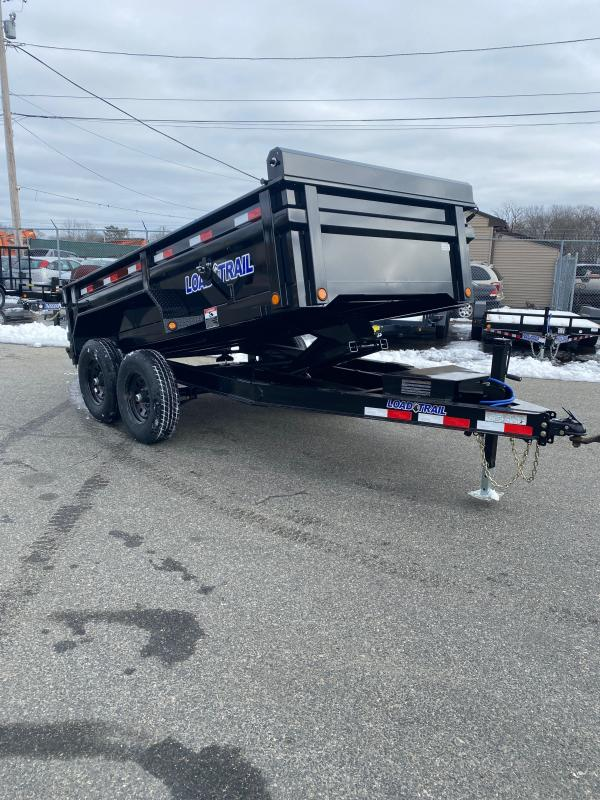 2021 Load Trail DT7212 Dump Trailer