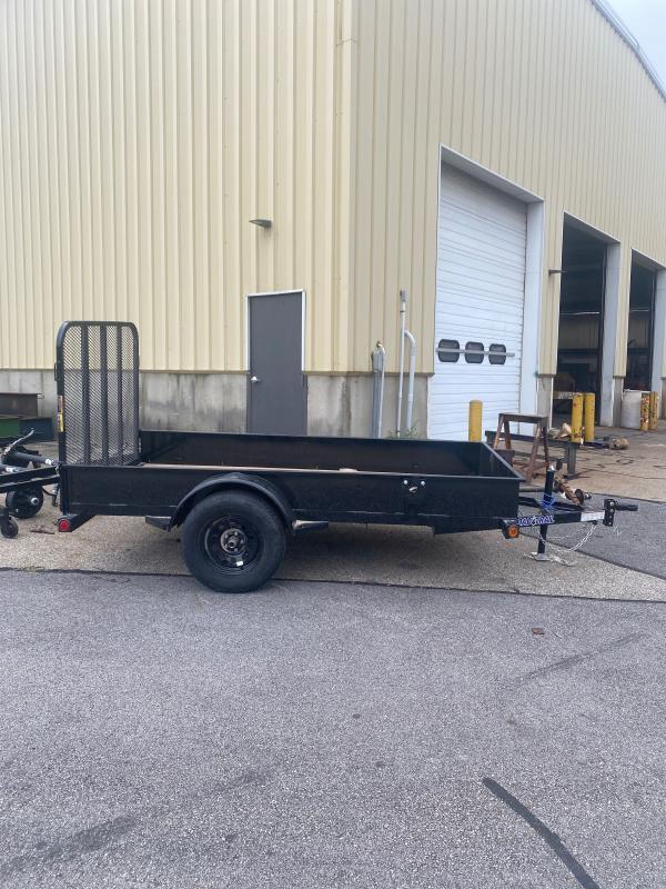 "2022 Load Trail 60""X10' Utility Trailer"