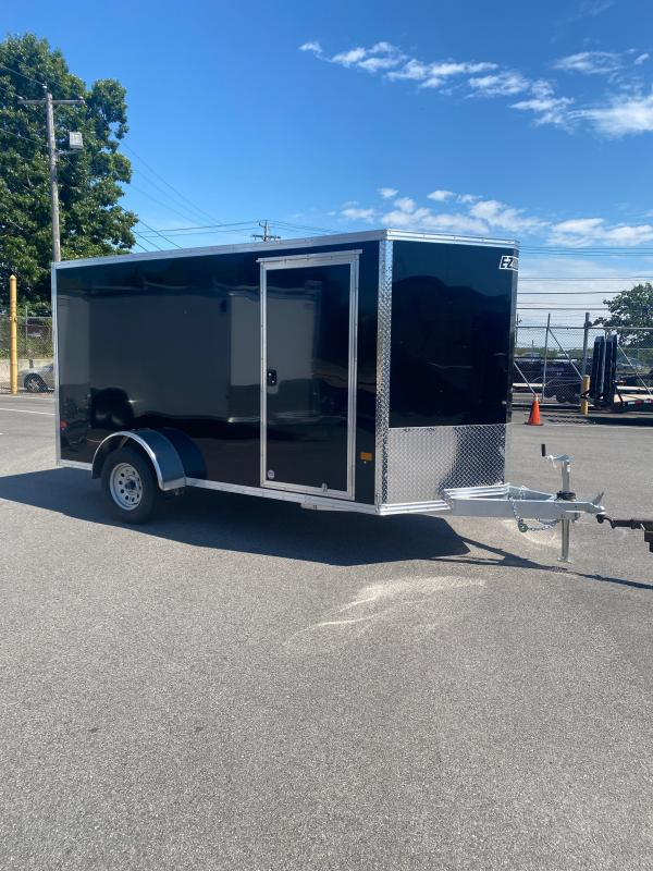 2021 EZ Hauler 6'X12' Enclosed Cargo Trailer