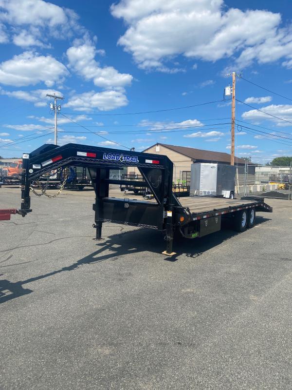 "2021 Load Trail 102""X24' Gooseneck Equipment Trailer"