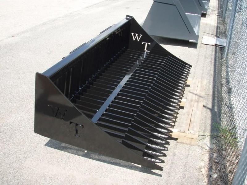 Skid Steer Rock Buckets