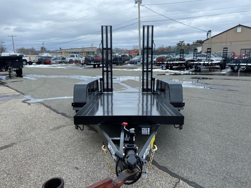 2021 Wright WT510MLT Equipment Trailer