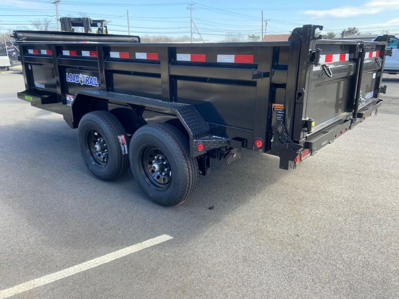 2021 Load Trail DC8314 Dump Trailer