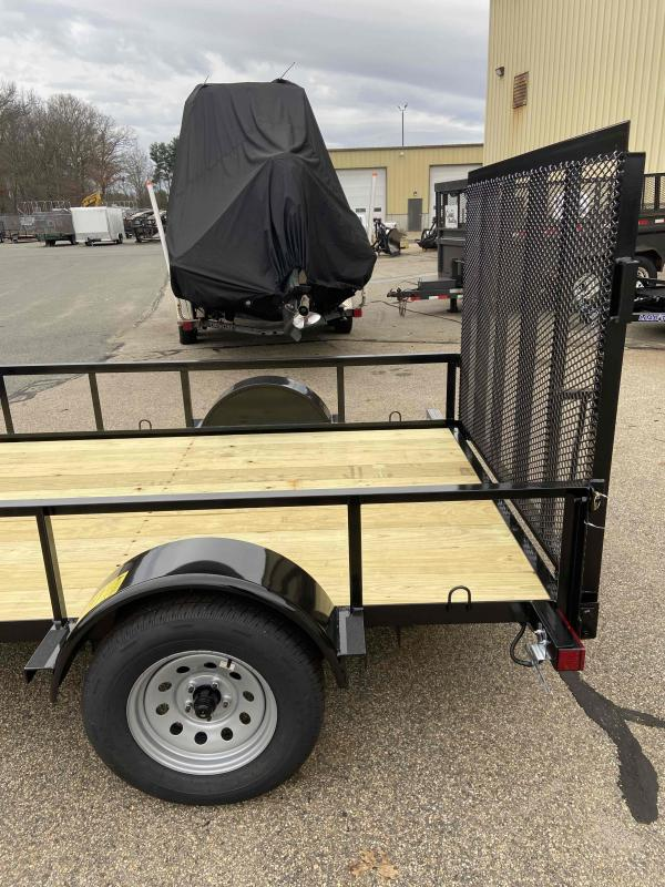 "2021 Wright 76""x10' UT Utility Trailer"
