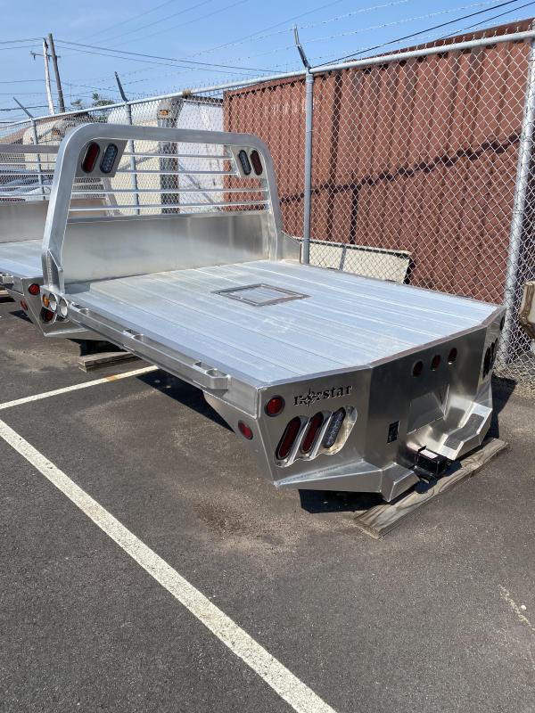 2021 Norstar AR08484 Aluminum Truck Bed