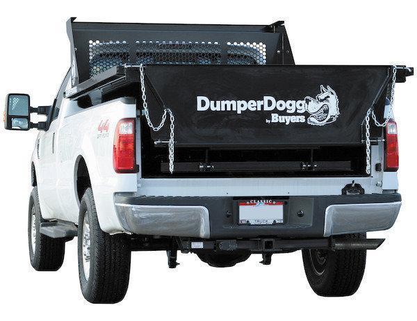 DumperDogg 6' and 8' Inserts Dump Trailer