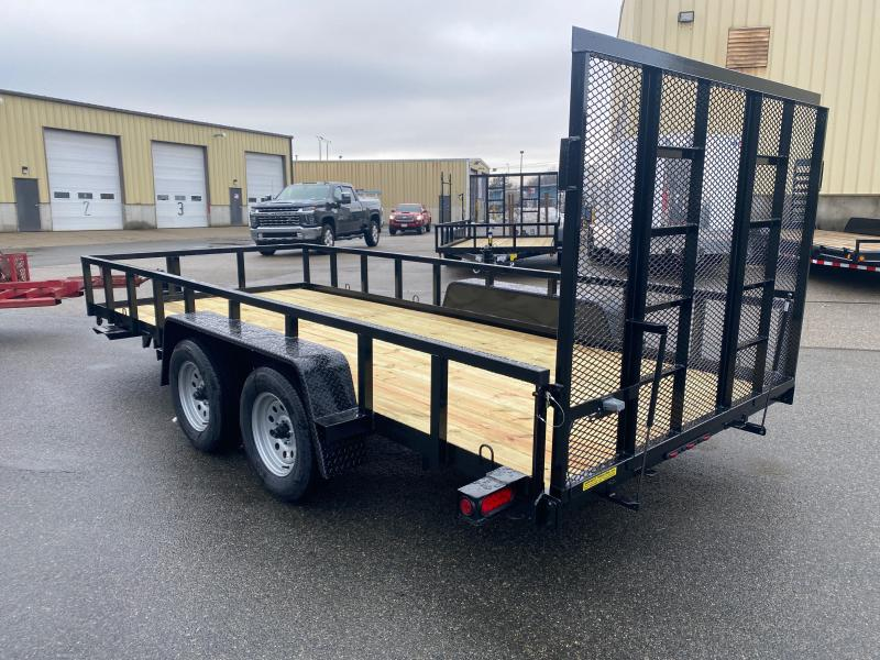 2021 Wright WT162LS Utility Trailer