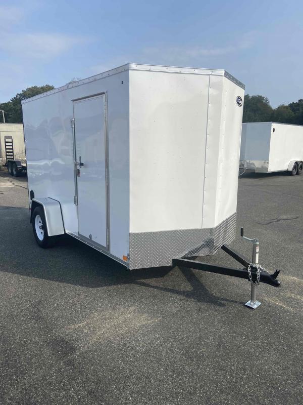 2022 ITI Cargo 6'X12' V-NOSE Enclosed Cargo Trailer