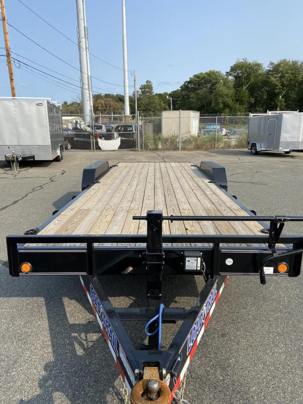 "2021 Load Trailer 83"" X 22' EQUIPMENT HAULER 17500# GVWR"