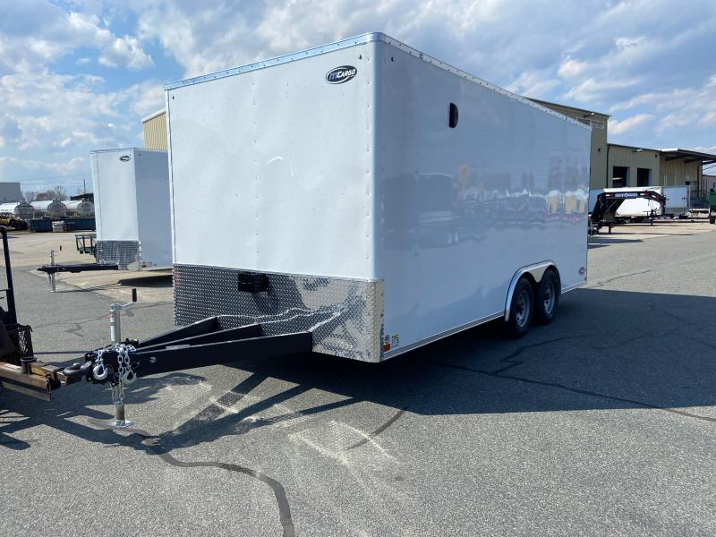 "2021 ITI Cargo 102"" X 18' Enclosed Cargo Trailer"