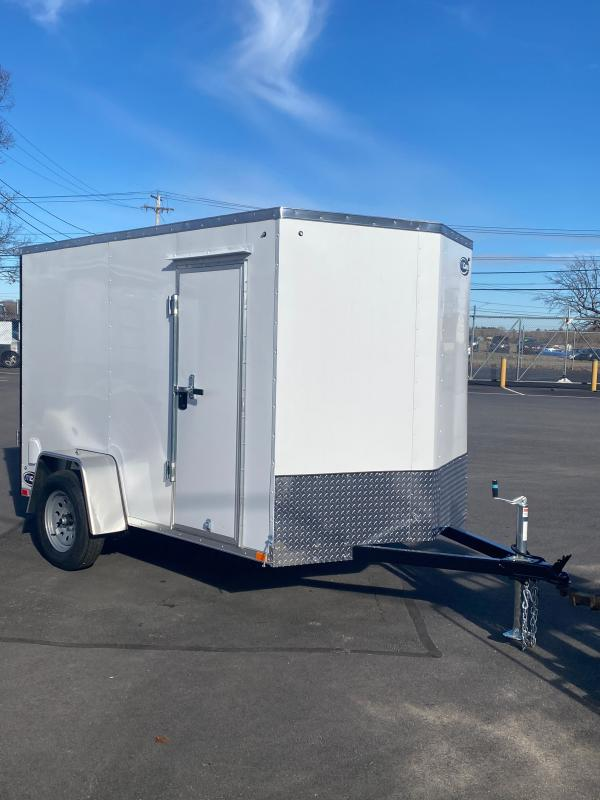 2021 ITI 6' X 10' Single Axle Enclosed Trailer