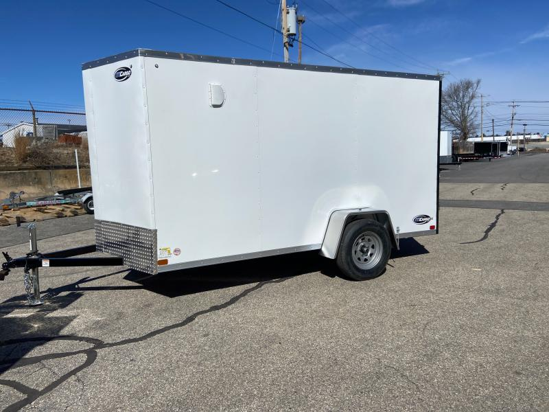 2021 ITI Cargo 6'X12' Enclosed Cargo Trailer