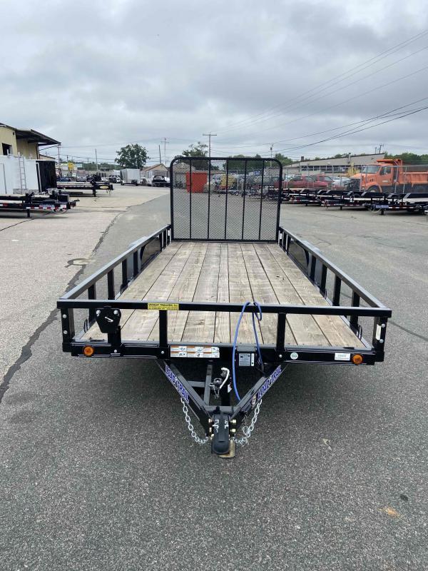 2021 Load Trail UT8318 Utility Trailer