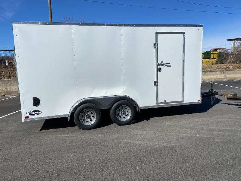 2021 ITI Cargo 7'X16' WEDGE Enclosed Cargo Trailer
