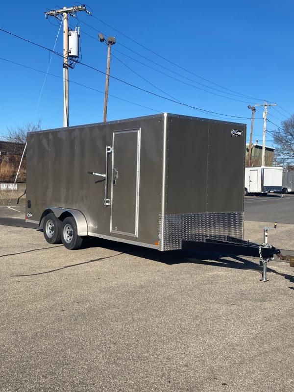 2021 ITI 7'X18' Enclosed Cargo Trailer