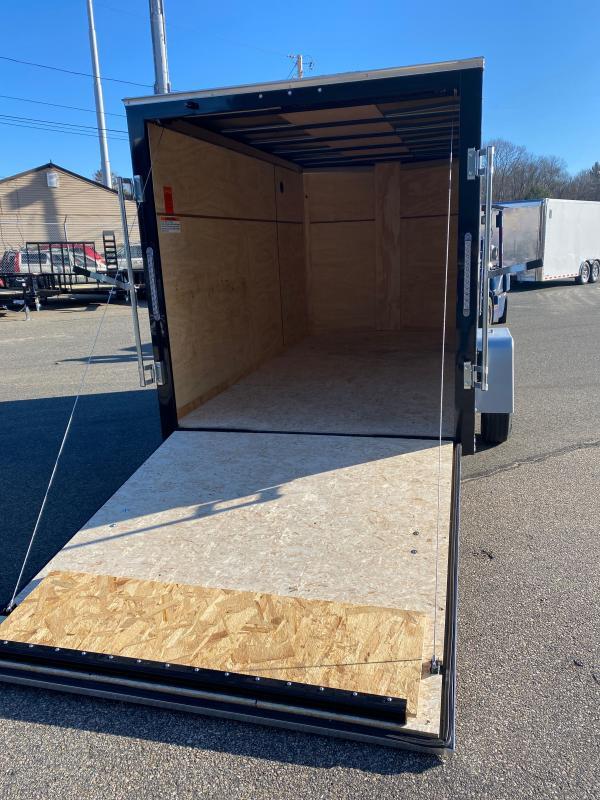 2021 ITI Cargo 6x12 SA Enclosed Cargo Trailer