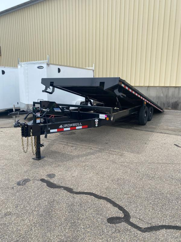 "2021 Norstar 102"" X 24' Deckover Tilt Equipment Trailer"