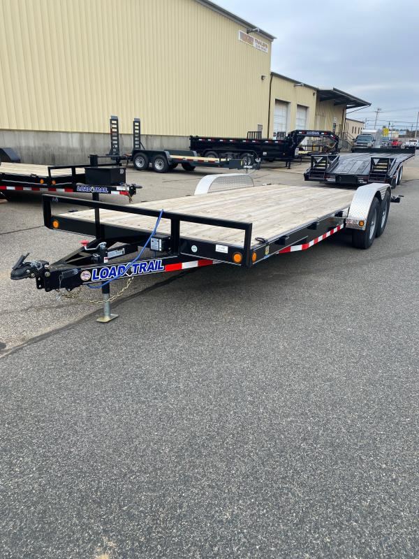 2021 Load Trail XH8320 Equipment Trailer