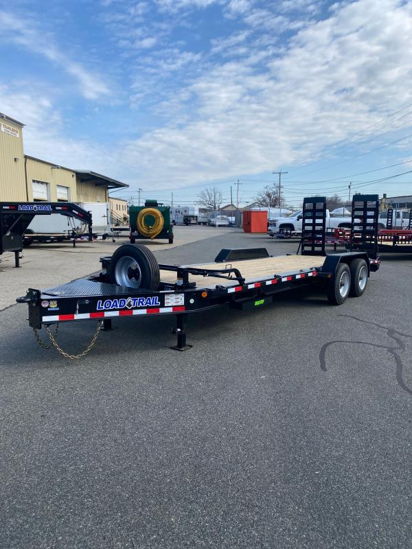 "2021 Load Trail 82"" X 22'  Equipment Hauler"