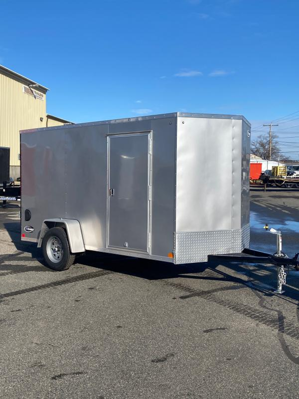 2021 ITI Cargo 6x12 SA Enclosed Cargo Trailer