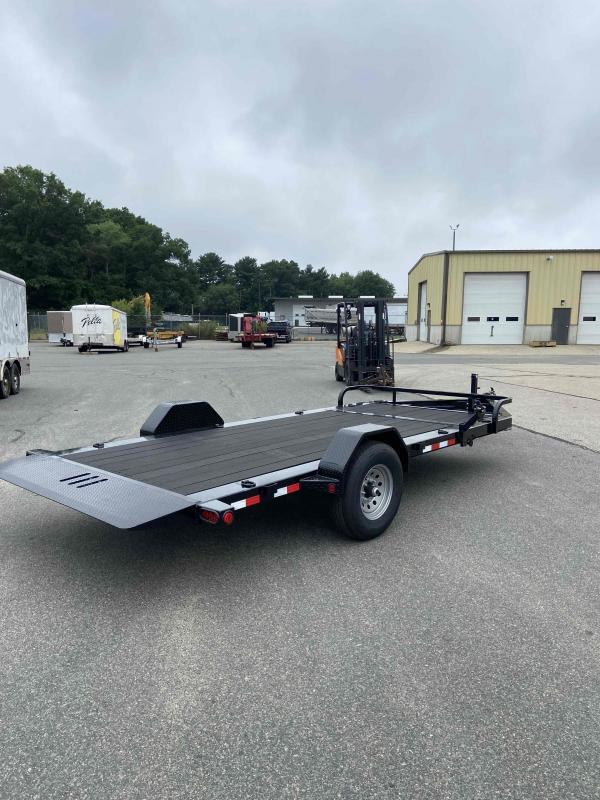 2021 Load Trail TH8315 Equipment Trailer