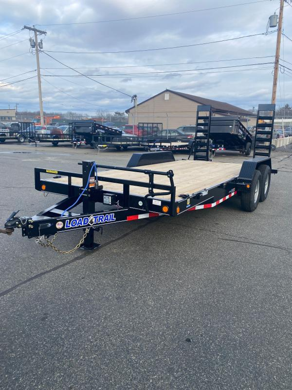 2021 Load Trail XH8318 Equipment Trailer