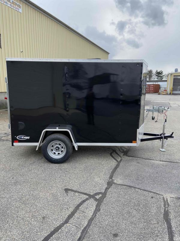 2021 ITI Cargo 5'x10' SA Enclosed Cargo Trailer