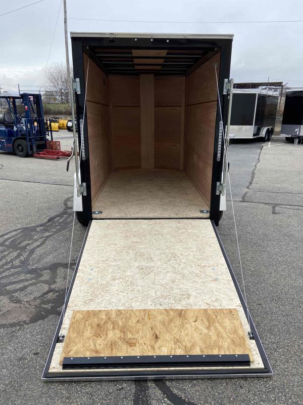 2021 ITI Cargo 5'x10' SA Enclosed Cargo Trailer
