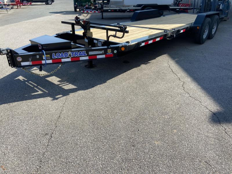 "2021 LOAD TRAIL 83"" X 22' TILT-N-GO EQUIPMENT HAULER"