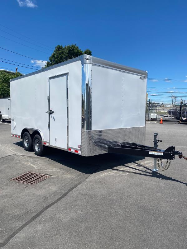 """2022 Bravo Trailers 102""""X16' Enclosed Cargo Trailer"""