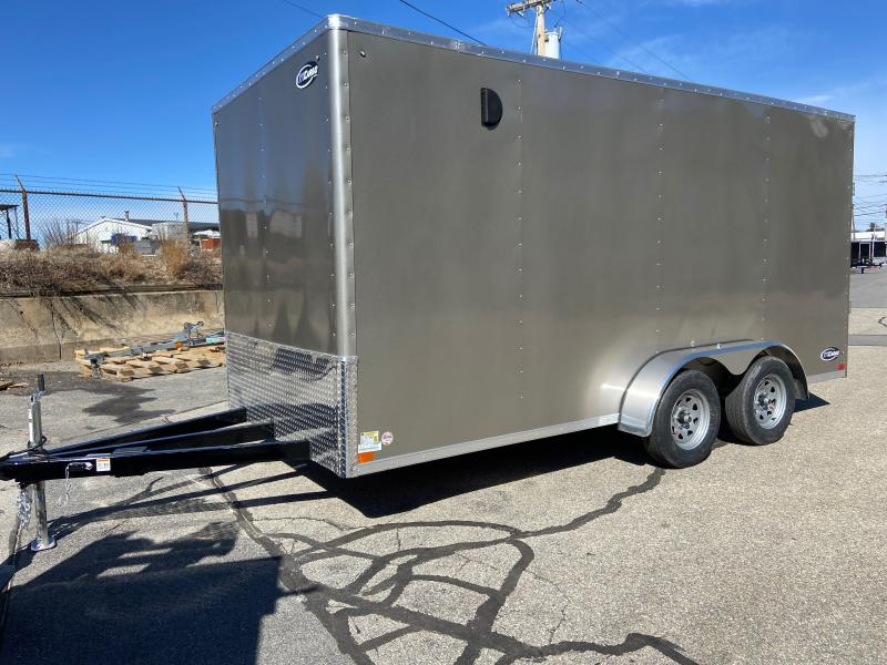 2021 ITI Cargo 7'X16' Enclosed Cargo Trailer
