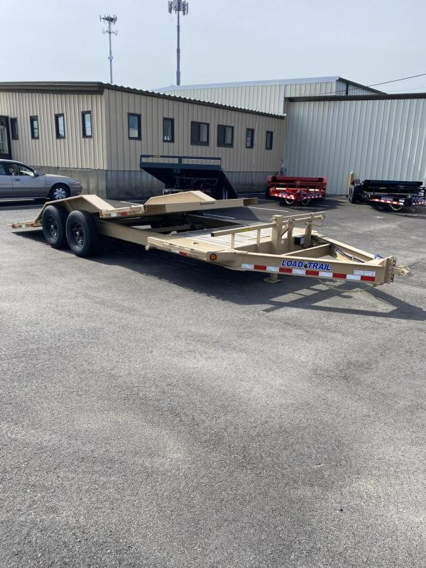 "2020 LOAD TRAIL TILT 102""X20' (16' TILT + 4' STATIONARY) THIS UNIT HAS DRIVE OVER FENDERS"