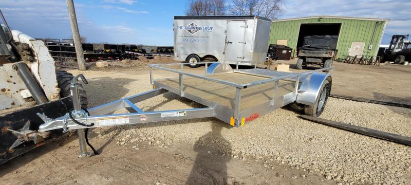 2021 High Country HU6.5X12W-R Utility Trailer