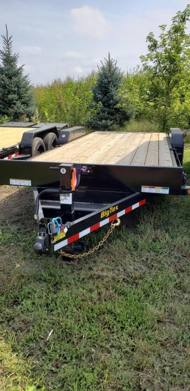 2022 Big Tex Trailers 14ET-22 Equipment Trailer