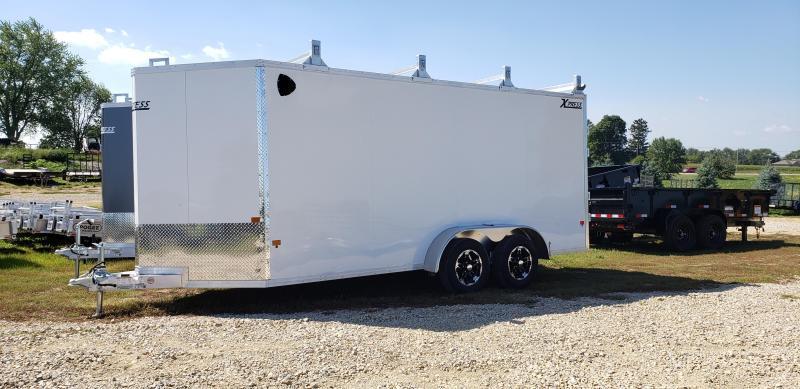2022 High Country XPRESS 7X16 Enclosed Cargo Trailer