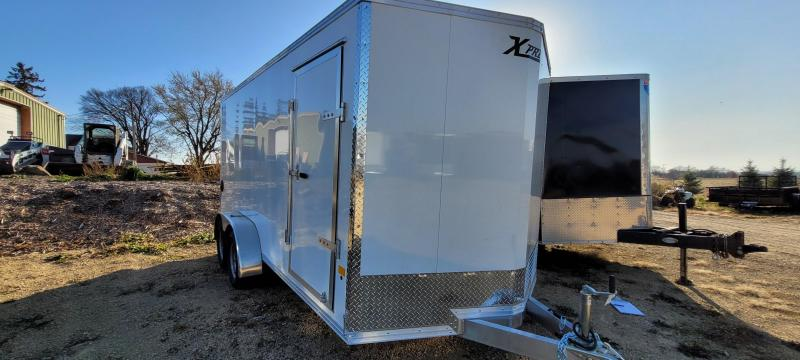 2021 High Country XPRESS 7X16 Aluminum Enclosed Cargo Trailer