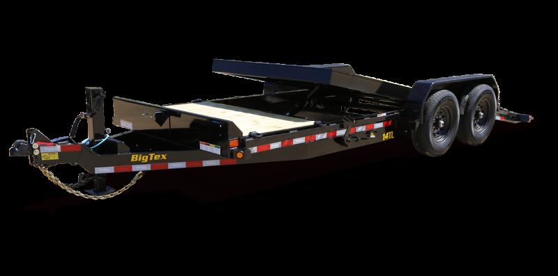 2022 Big Tex Trailers 14TL-20 Equipment Trailer