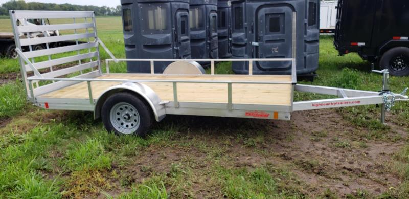 2021 High Country 80x12 Utility Trailer