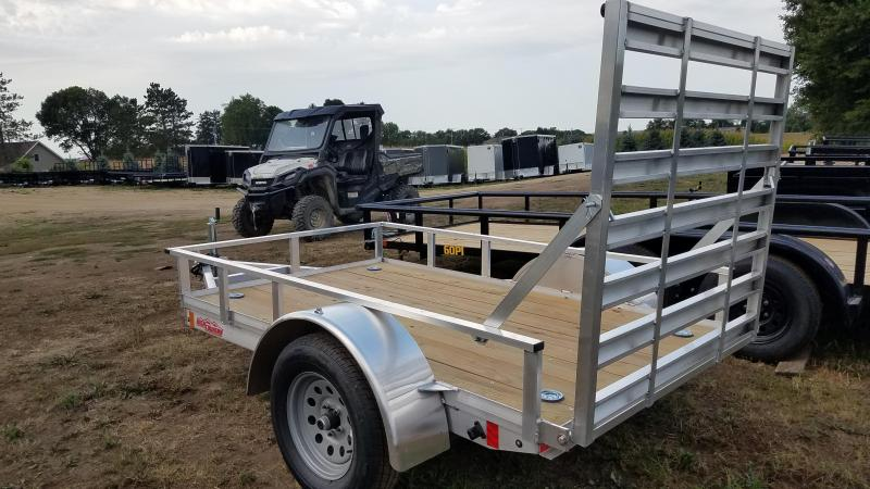 2021 High Country HU 5x8 Utility Trailer