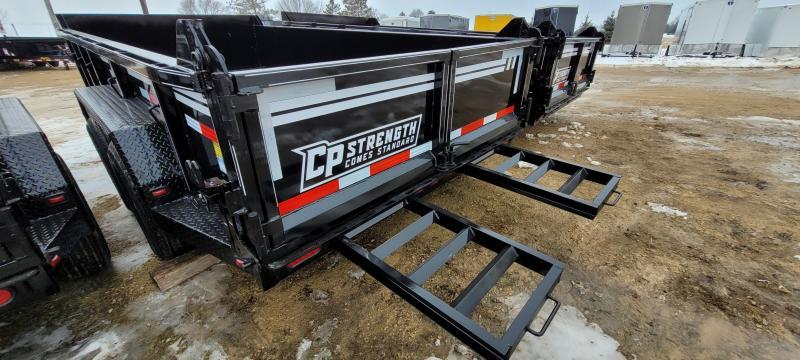 2021 CornPro DB-14 S Contractor Package Dump Trailer
