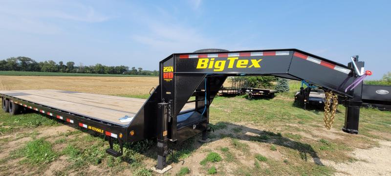 2021 Big Tex Trailers 25GN-40 Flatbed Trailer