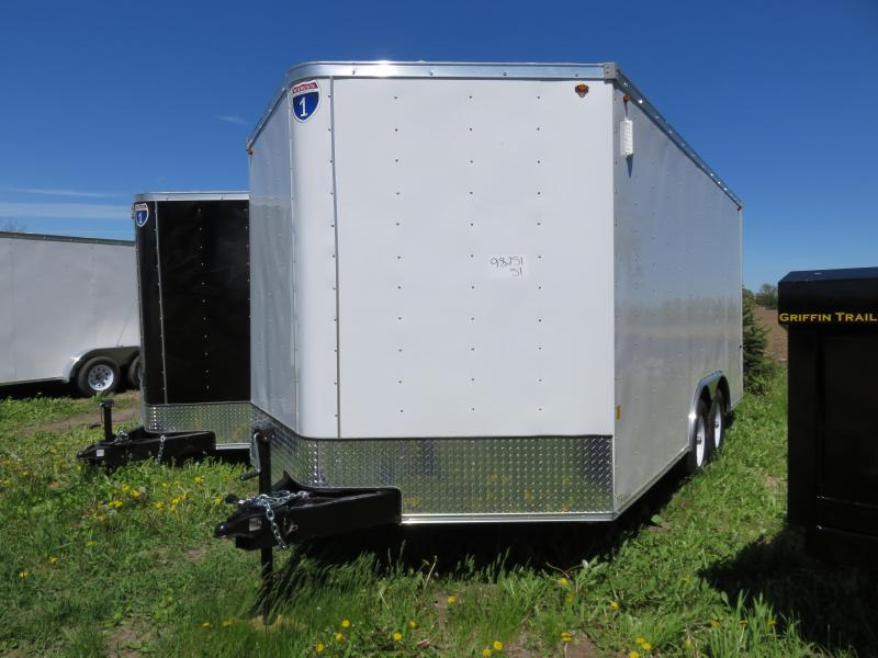 2020 Interstate SFC816TA3XLT Enclosed Cargo Trailer