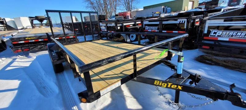 2022 Big Tex Trailers 35SA-12 Utility Trailer