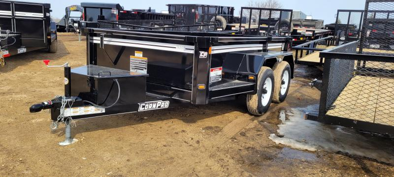 2021 CornPro DB-10 SP Dump Trailer