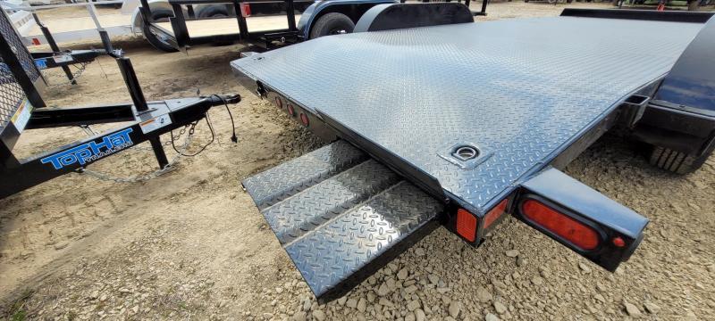 2021 Big Tex Trailers 70DM-18 Car / Racing Trailer